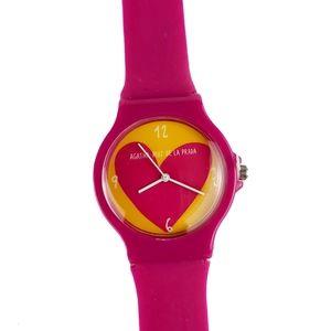 Agatha Ruiz De La Prada Pink Watch